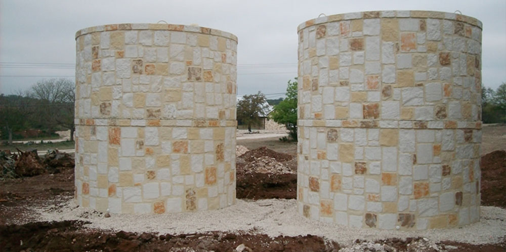 Water Storage Tanks - C&M Concrete