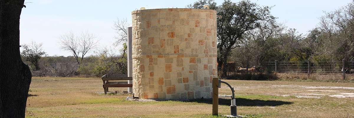 Water Storage Tanks C Amp M Concrete
